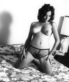 Chica desnuda de 1940