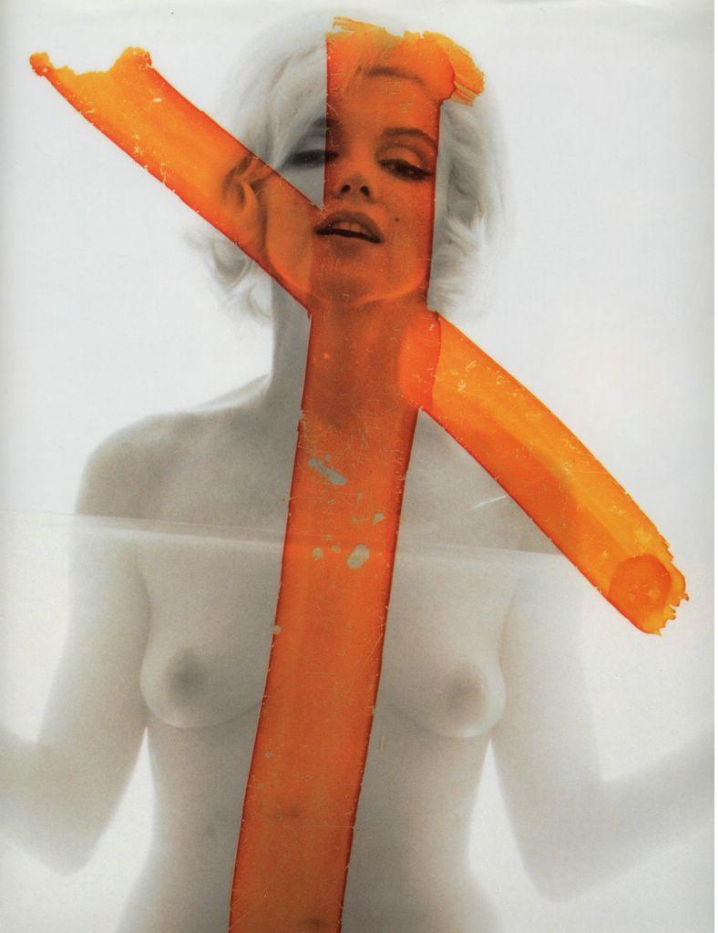Marilyn Monroe en topless