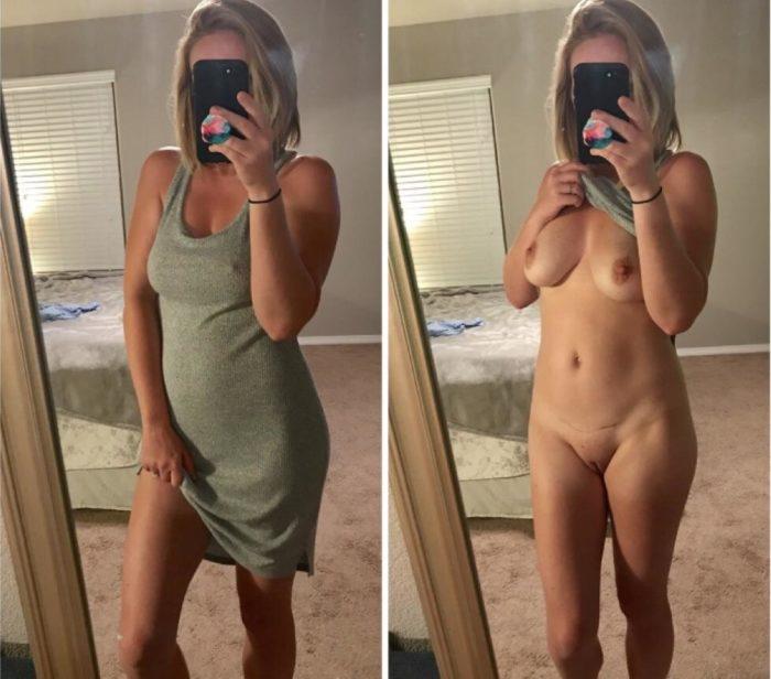 Madura cachonda se desnuda