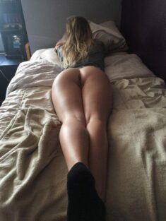 Dice que te espera en la cama, a ver que le haces!