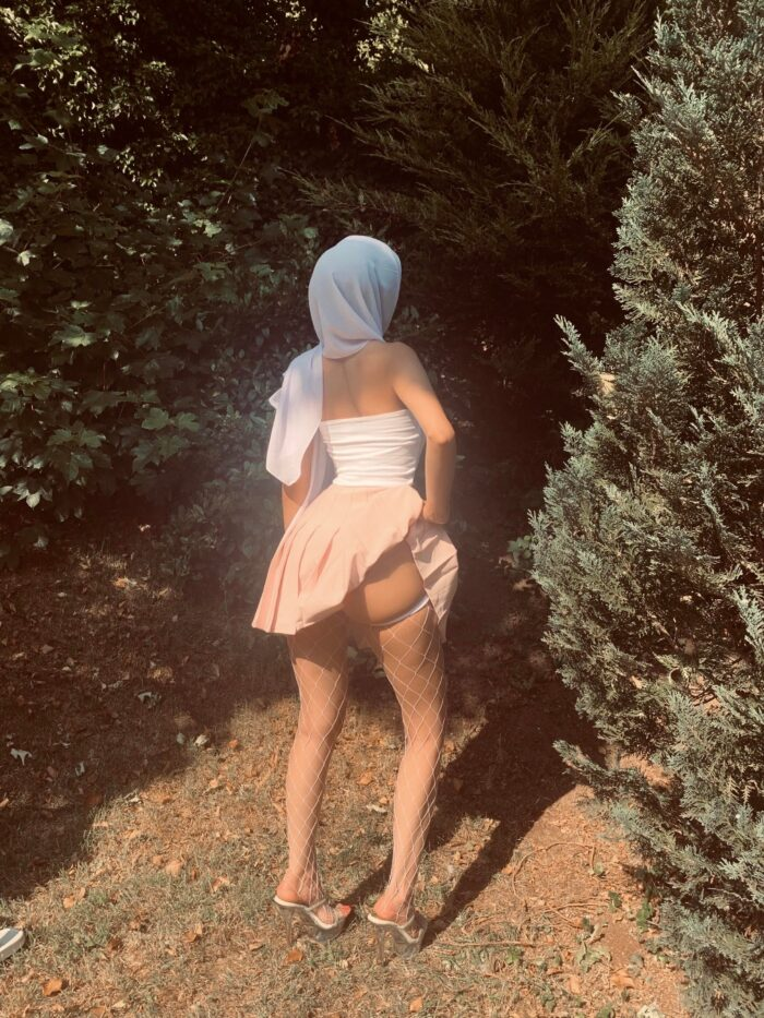 Arabe sexy voyeur